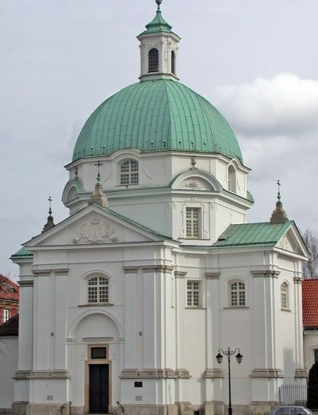Костел Св. Казимира, Варшава