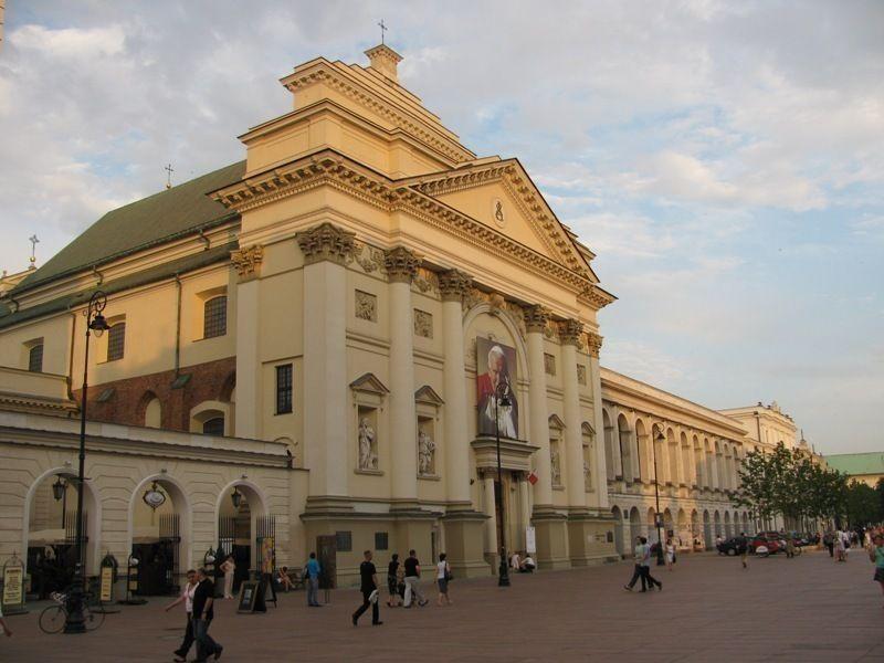 Костел Св. Анны, Варшава