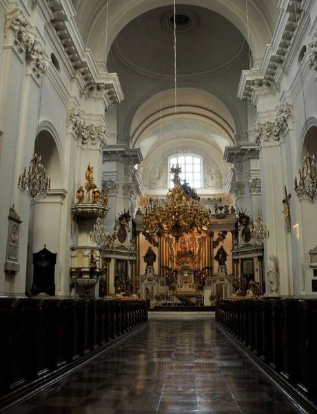 Кармелитский костел, Варшава