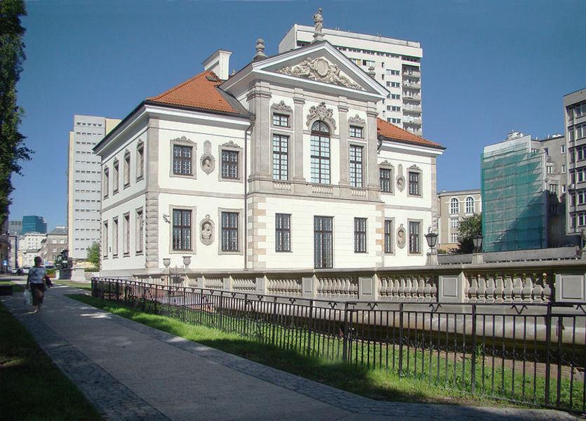 Дворец Гниньских-Острогских