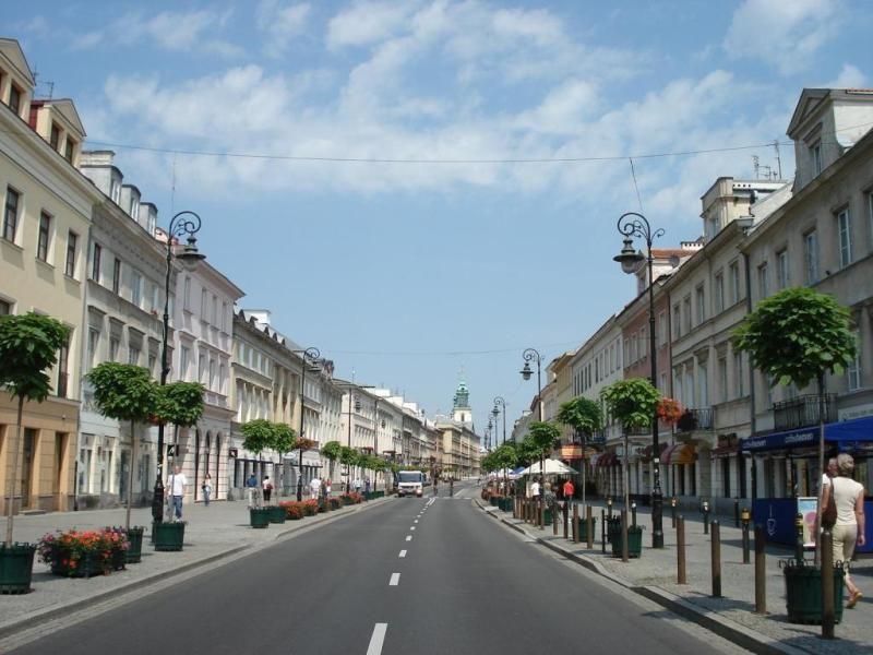 Улица Новый Свет, Варшава