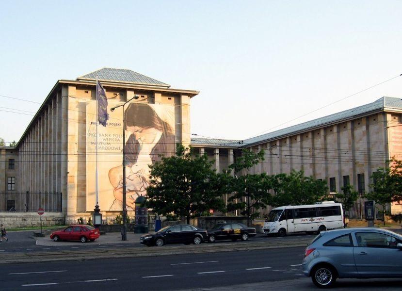 Национальный музей, Варшава