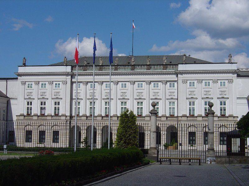 Дворец Пшебендовских-Радзивиллов