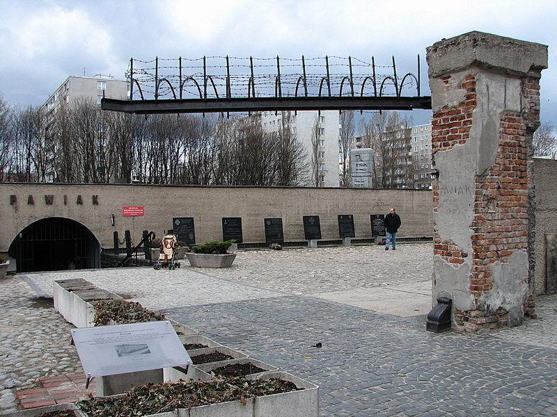 Тюрьма Павяк