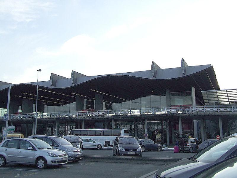 Аэропорт Bordeaux - Mérignac