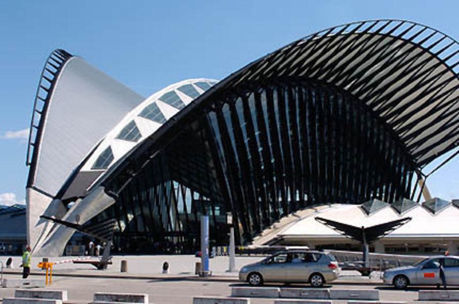 Аэропорт Lyon - Saint Exupéry