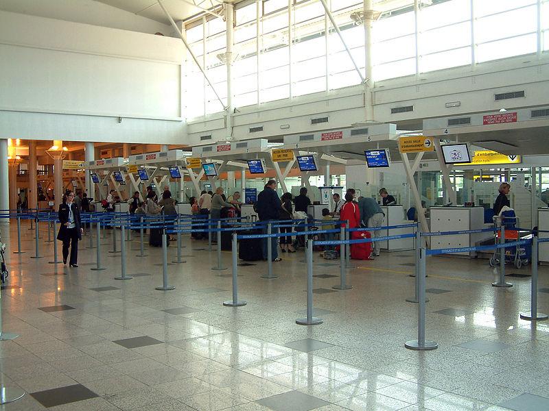 Аэропорт Ajaccio - Campo Dell´Oro