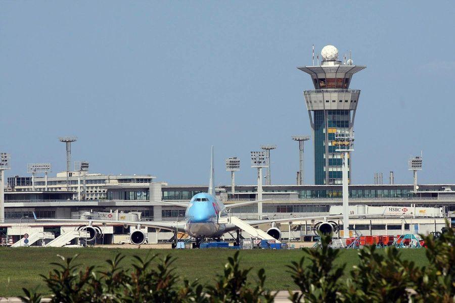 Аэропорт Paris Orly
