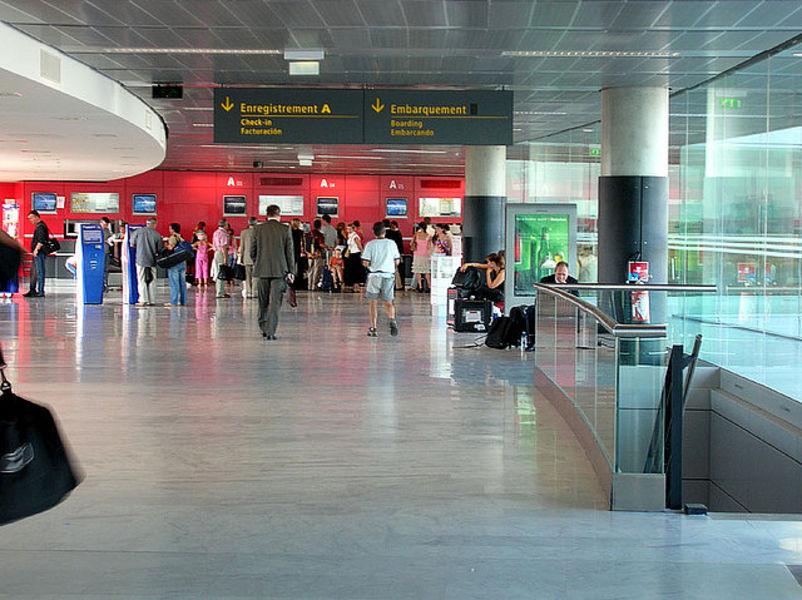 Аэропорт Toulouse - Blagnac