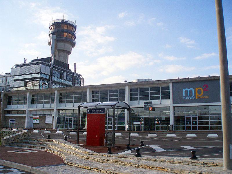 Аэропорт Marseille Provence