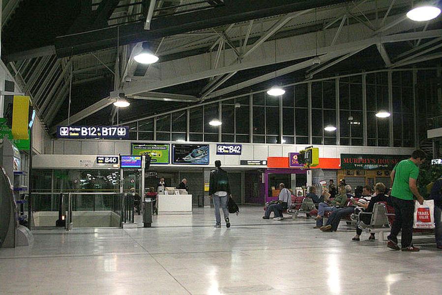 Аэропорт Nice Côte d'Azur