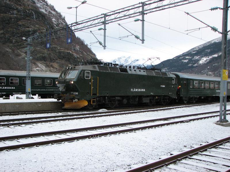 Железная дорога Фломсбанен