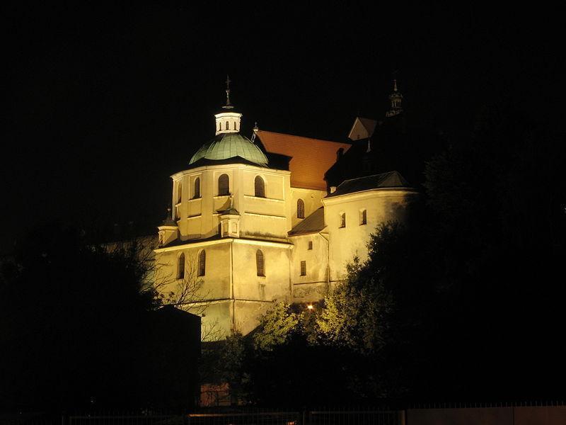Старый город Люблина