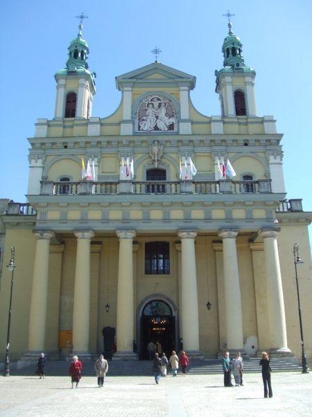Собор Иоанна Крестителя и Иоанна Богослова, Люблин