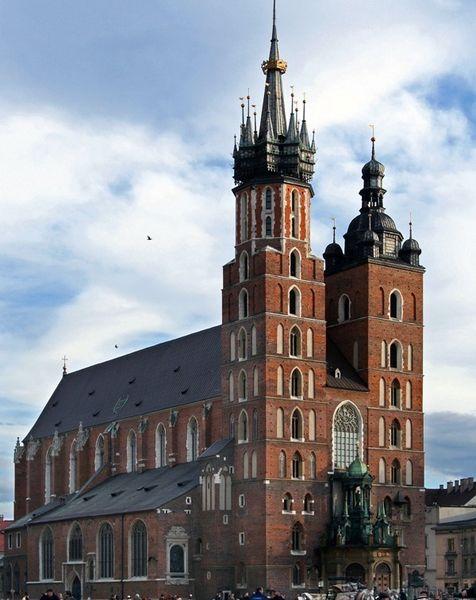 Костел Девы Марии, Краков