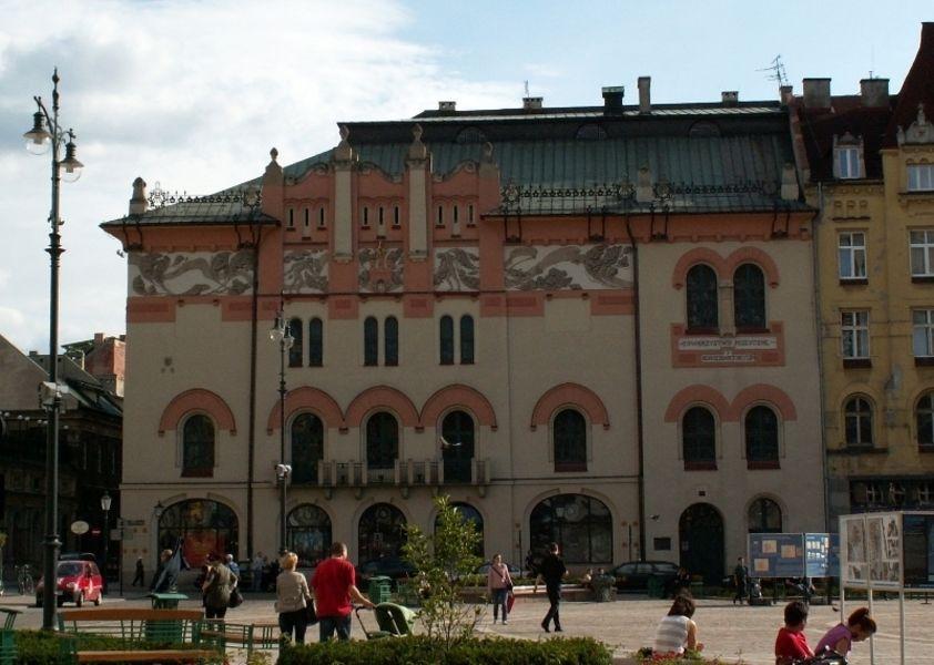 Площадь Щепаньского
