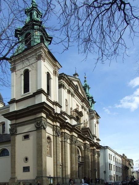 Костел Св. Анны, Краков