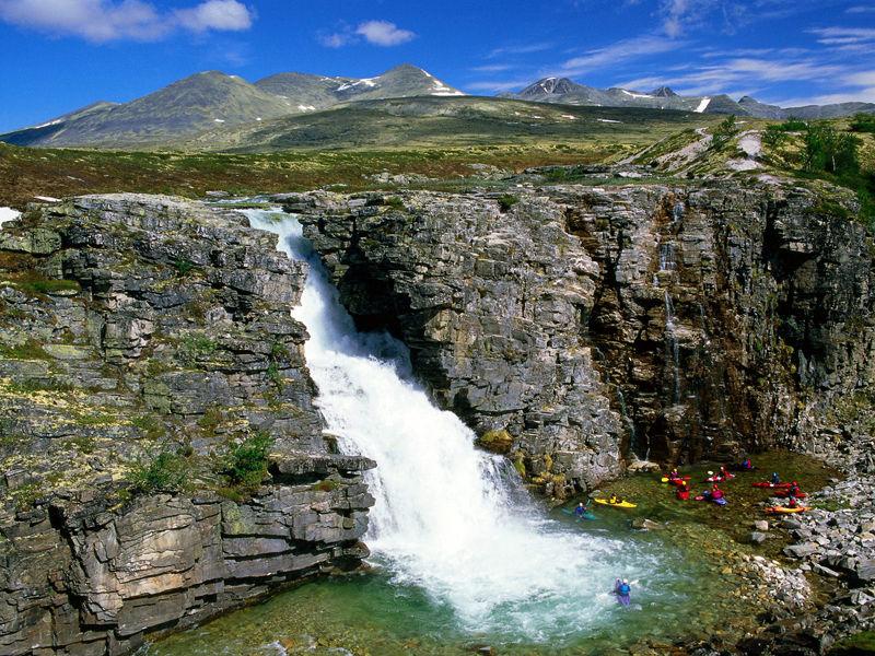 Национальный парк Рондане