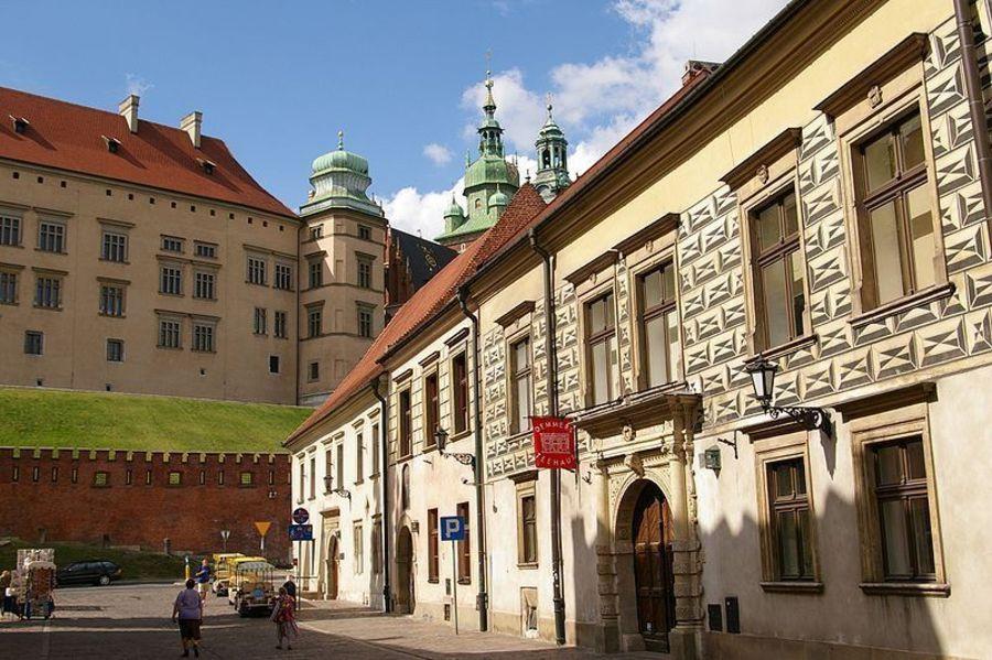 Улица Каноников, Краков