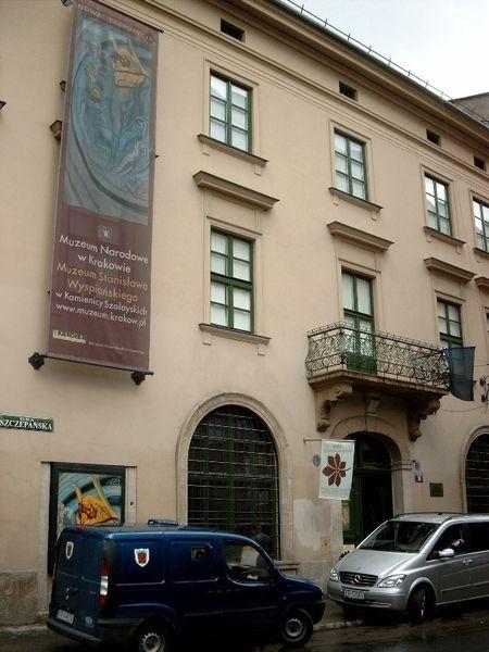 Музей Станислава Выспяньского