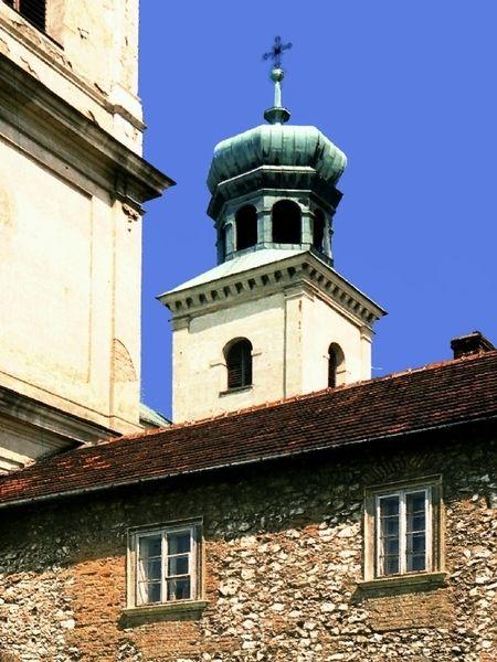 Монастырь камальдулов в Белянах