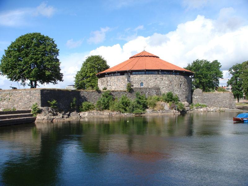 Крепость Кристиансхольм