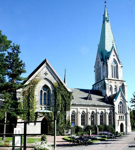 Городской собор в Кристиансанне