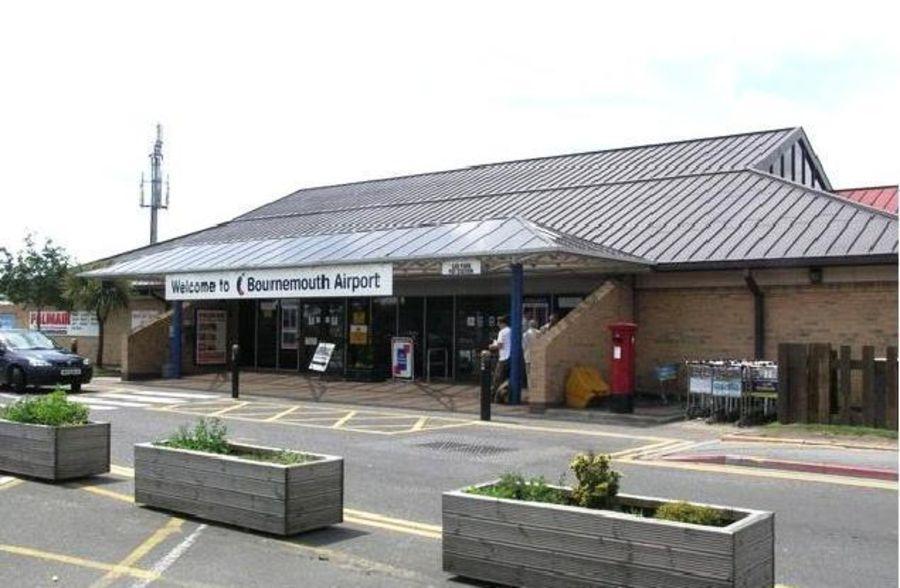 Международный аэропорт Борнмута
