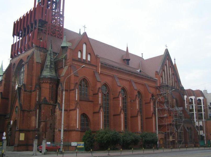 Костел Св. Елизаветы, Вроцлав
