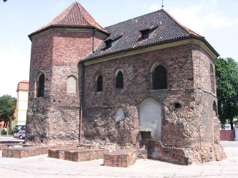 Костел Св. Мартина, Вроцлав