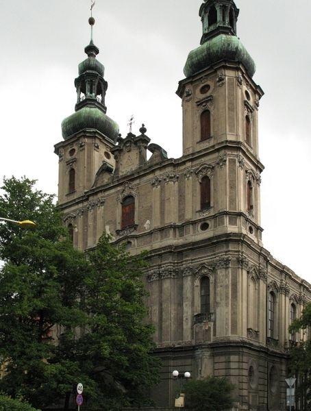 Костел Святых Петра и Павла, Ныса