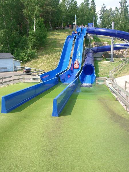 Водный парк «ВøSommarland»