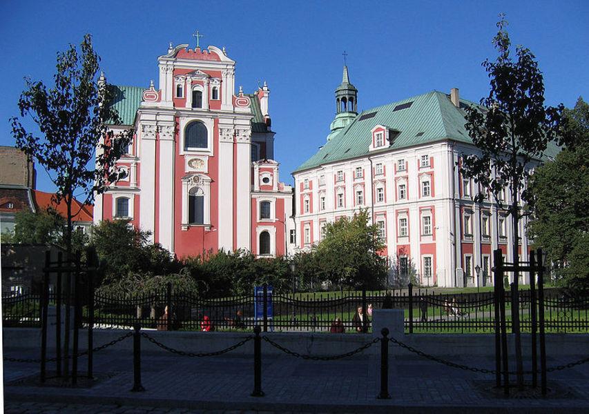 Костел Святых Марии Магдалины и Станислава