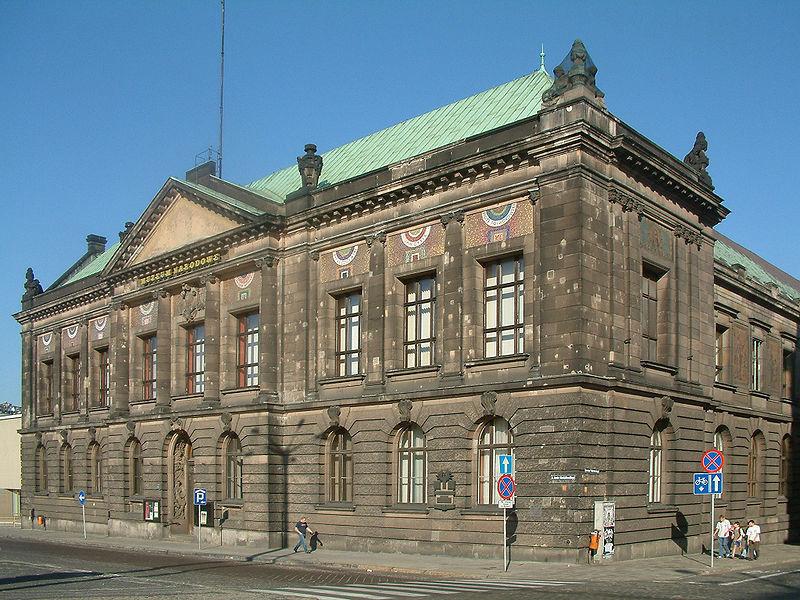 Национальный музей, Познань