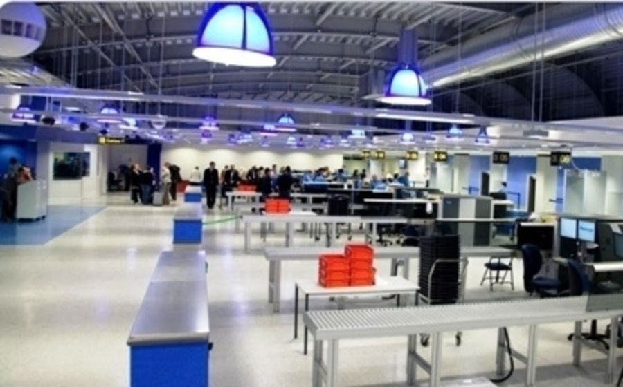 Международный аэропорт Манчестера
