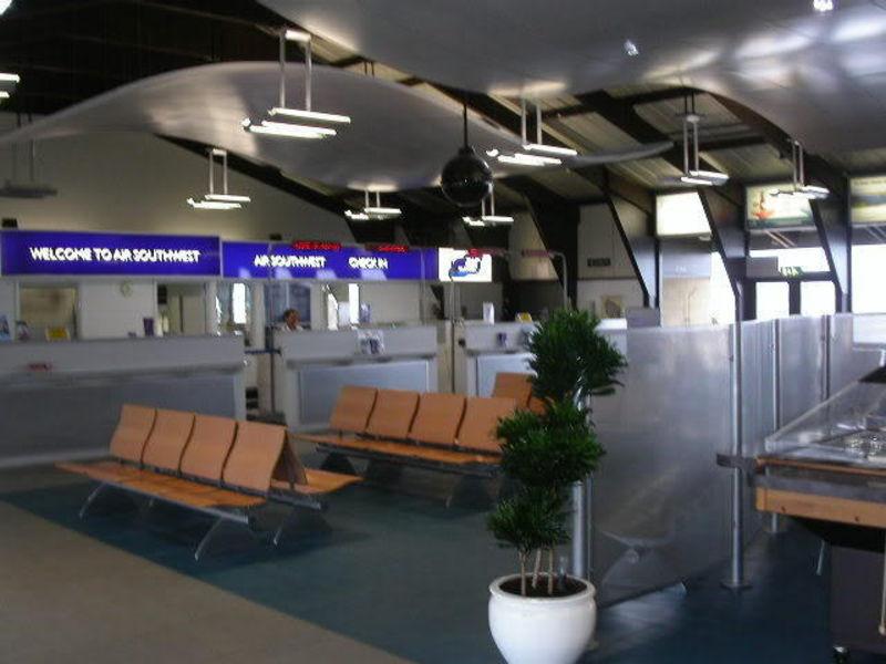 Аэропорт Плимут-Сити