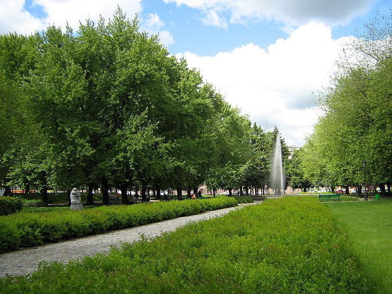 Улочки Старого города Лодзь