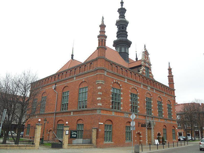 Старая ратуша, Гданьск