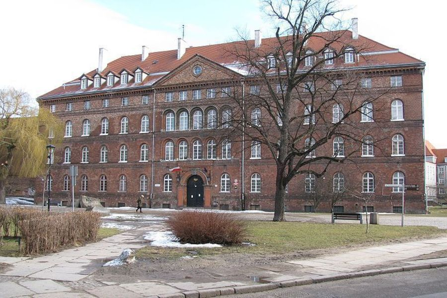 Польский почтамт, Гданьск