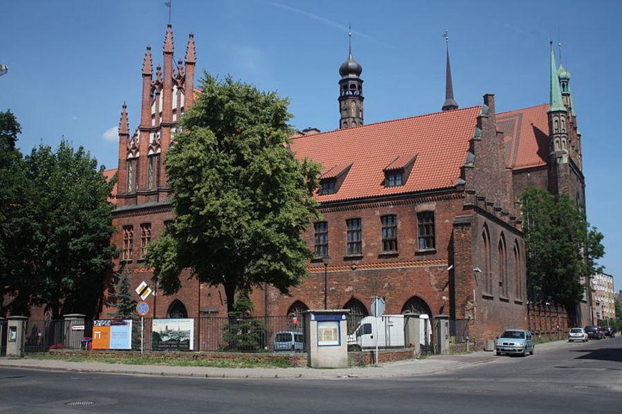 Костел Святой Троицы, Гданьск