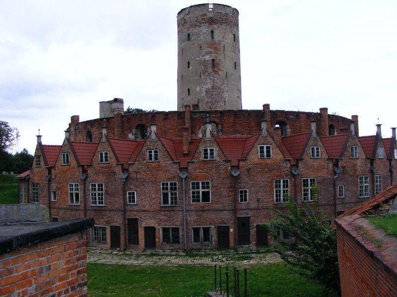 Крепость Вислоуйсьце