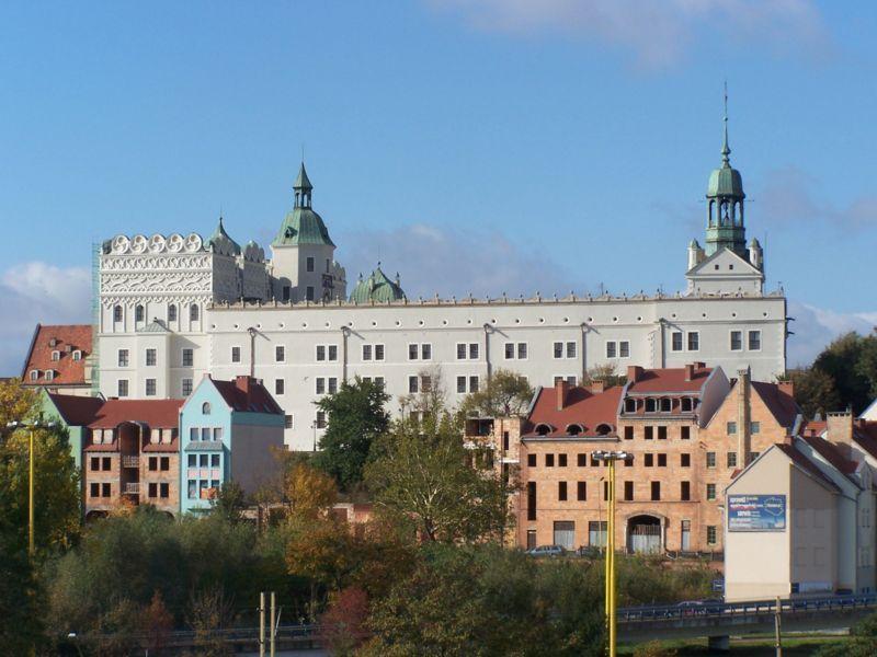Улочки Старого города Щецин