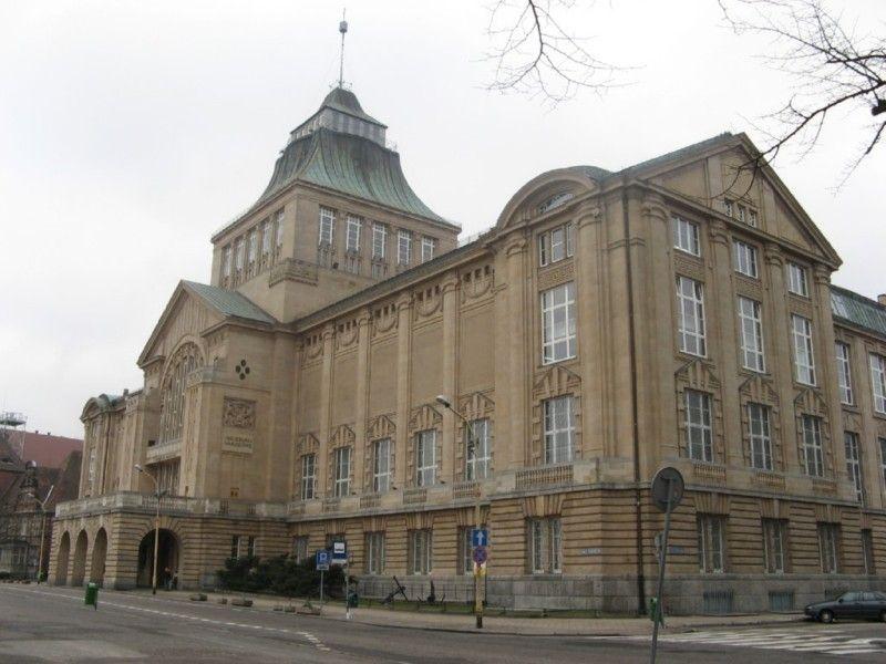 Национальный музей, Щецин