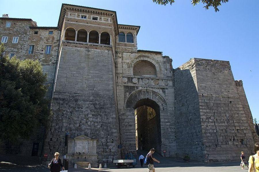 Национальный археологический музей Умбрии