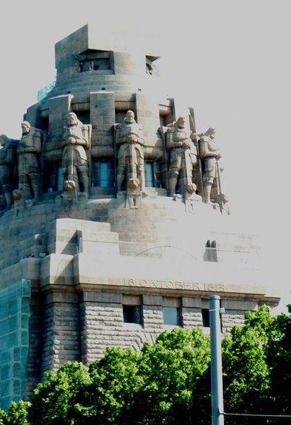Памятник «Битва народов»
