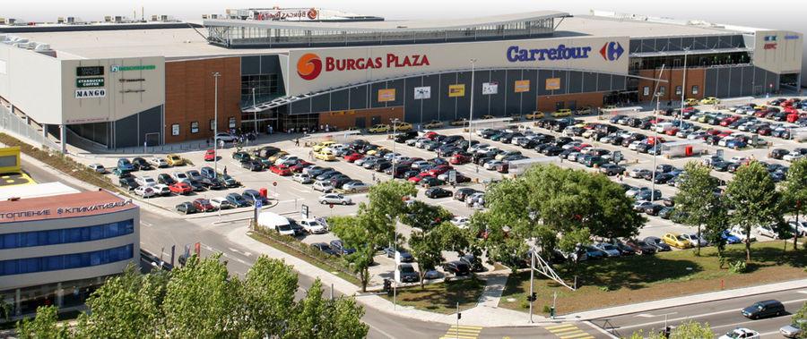 Burgas Plaza
