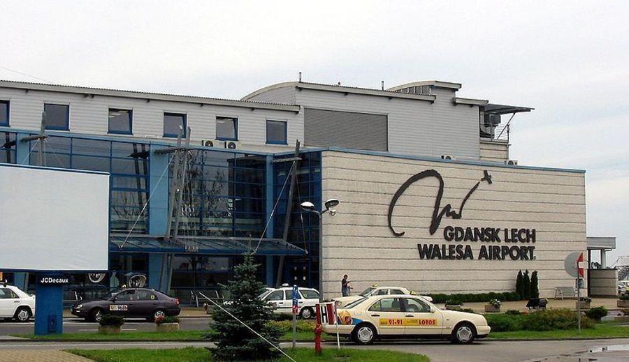 Аэропорт Lech Walesa