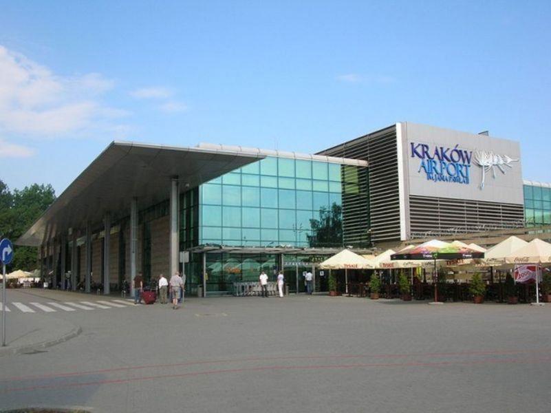 Аэропорт Краков