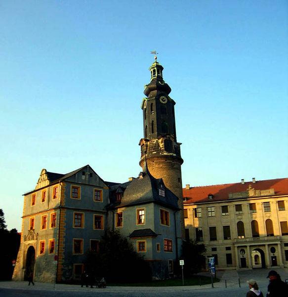 Городской замок, Веймар