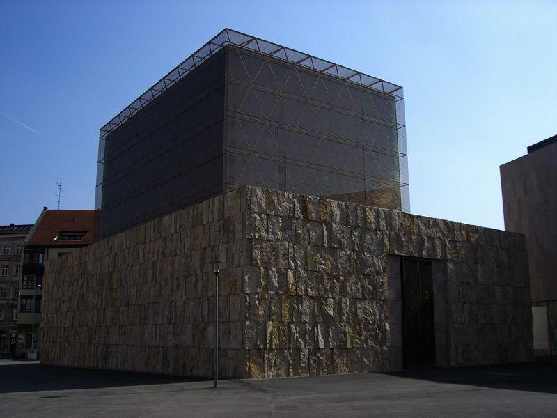 Еврейский центр на Санкт-Якобсплатц